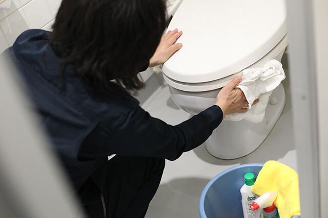 トイレ・給湯室・キッチン清掃