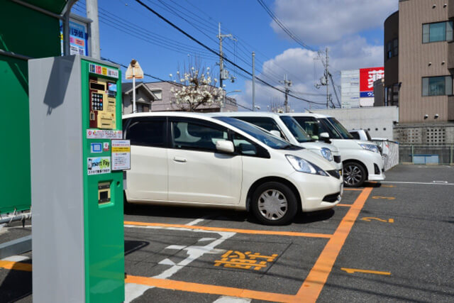 ATM・無人駐車場・アパート・マンション巡回清掃