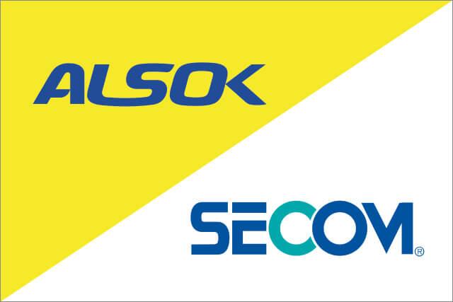 大手機械警備会社(ALSOK・セコム)と連携しています